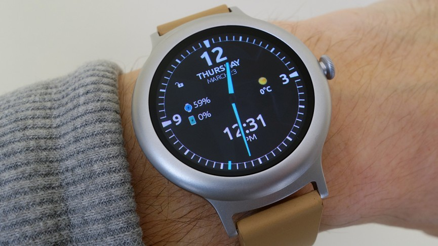 quadranti android wear