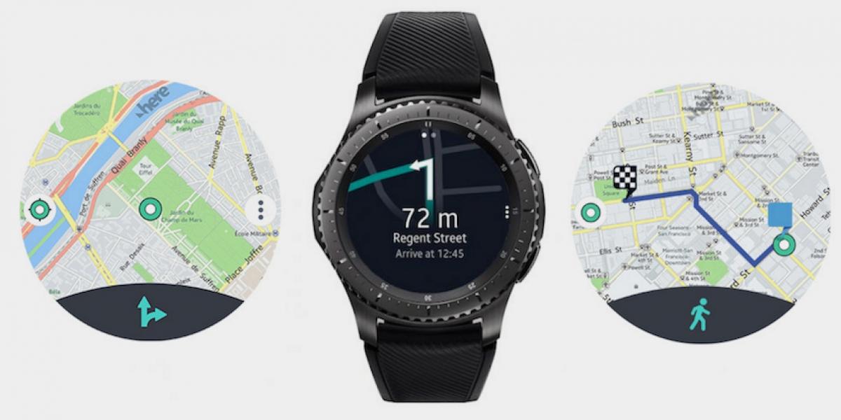 spesso Le migliori app disponibili per Samsung Gear S3 YE75