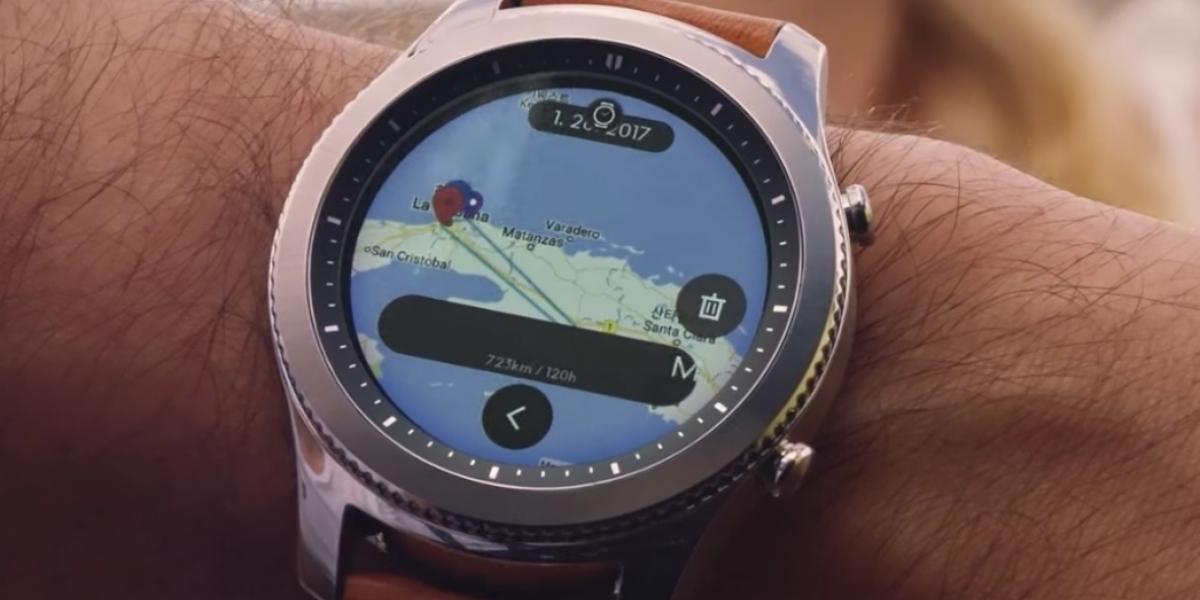 Favoloso Samsung Gear S3: disponibili le nuove watchface Sports, Outdoor e JM34